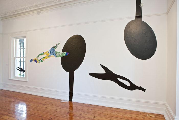 Trace #2, Julie Shiels (2012)
