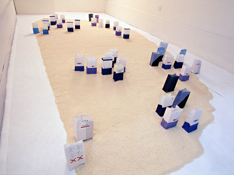 Small packages, Julie Shiels (1998)