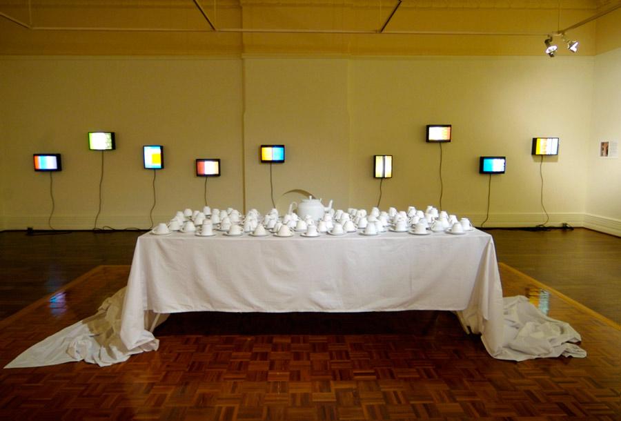 Tea Ceremony, Julie Shiels (2007)