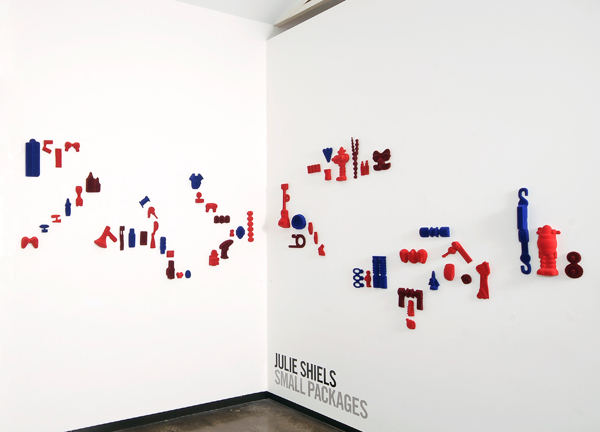 Small packages 2, Julie Shiels (2009)